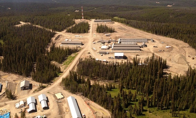 royal gold property portfolio producing rainy river rainy river mine