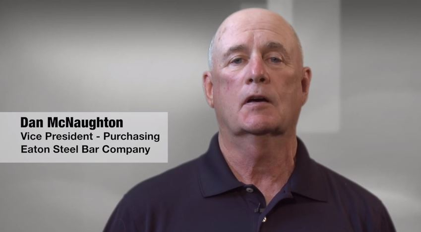 Eaton Steel execs share insights on TimkenSteel products and processes