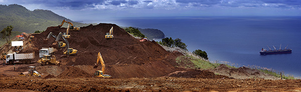 Agata Nickel Laterite DSO Project