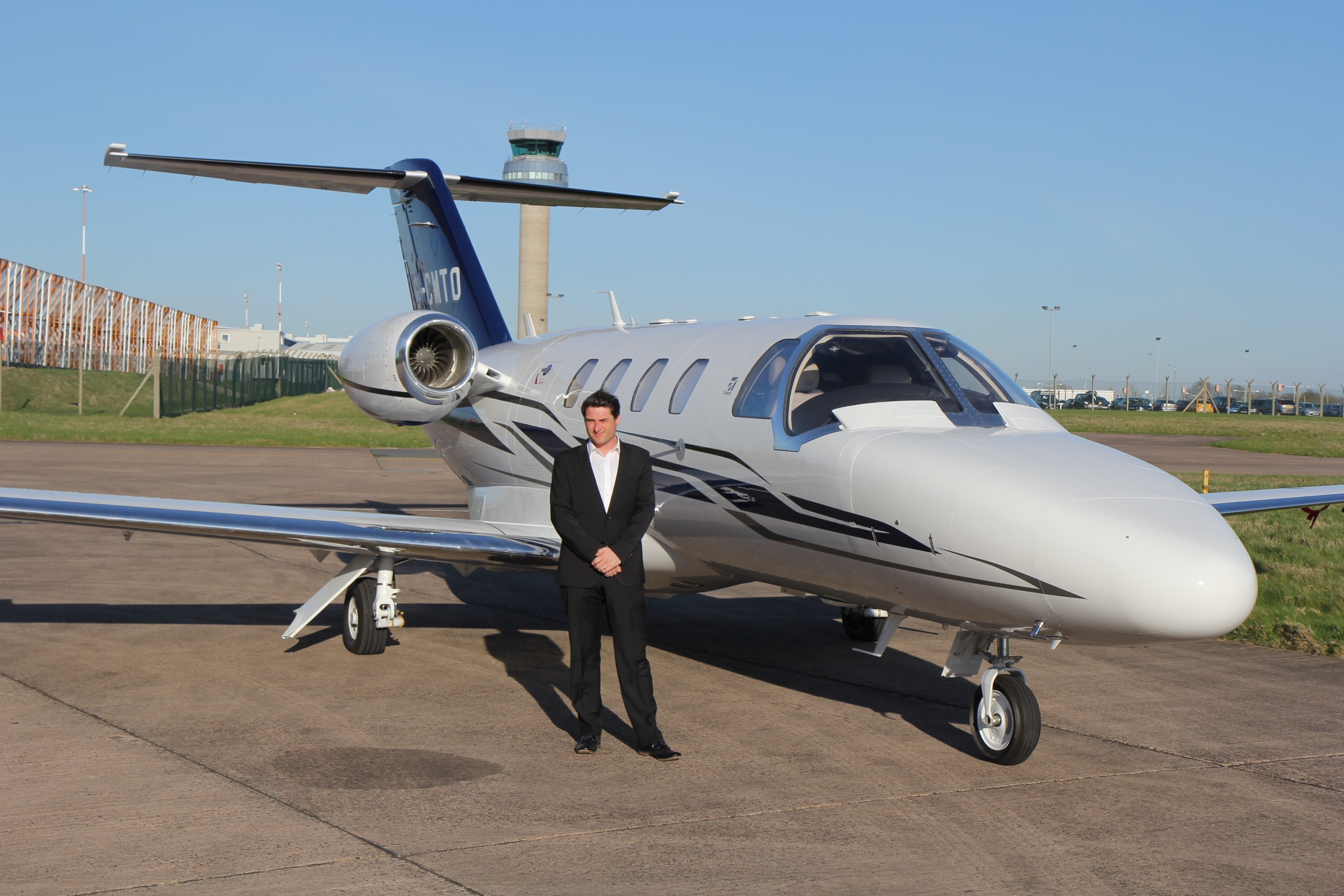 Textron Inc - First Cessna Citation M2 enters charter service in ...