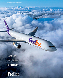 fedex 2014 annual report Question description review your organization's balance sheet or the fedex 2014 annual report (pp 42-46 and notes begin p 47) discuss your general insights in addition to one of the following: option 1) choose a line item from the balance sheet and describe it in detail.