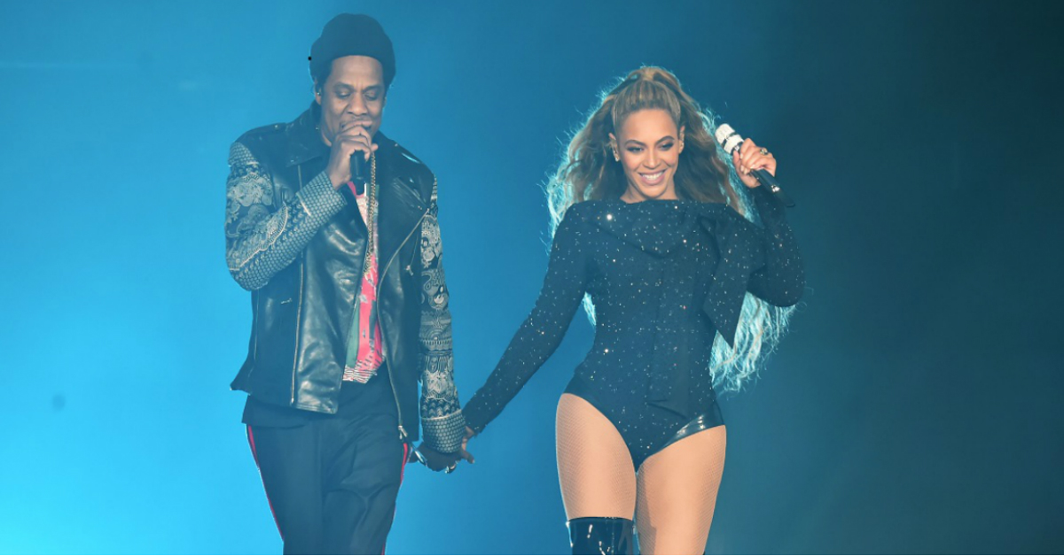 Photo Credit: Jay-Z and Beyoncé