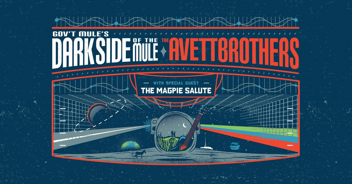 Live Nation Entertainment Gov T Mule S Dark Side Of The