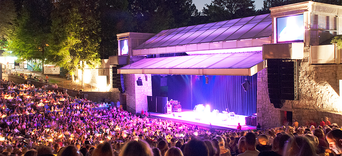 State Bank & Trust Company Signs Naming Rights Sponsorship of Chastain Park Amphitheatre in Atlanta, Georgia