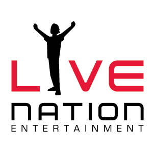 Live nation entertainment becoming an intimate conversation with logo m4hsunfo