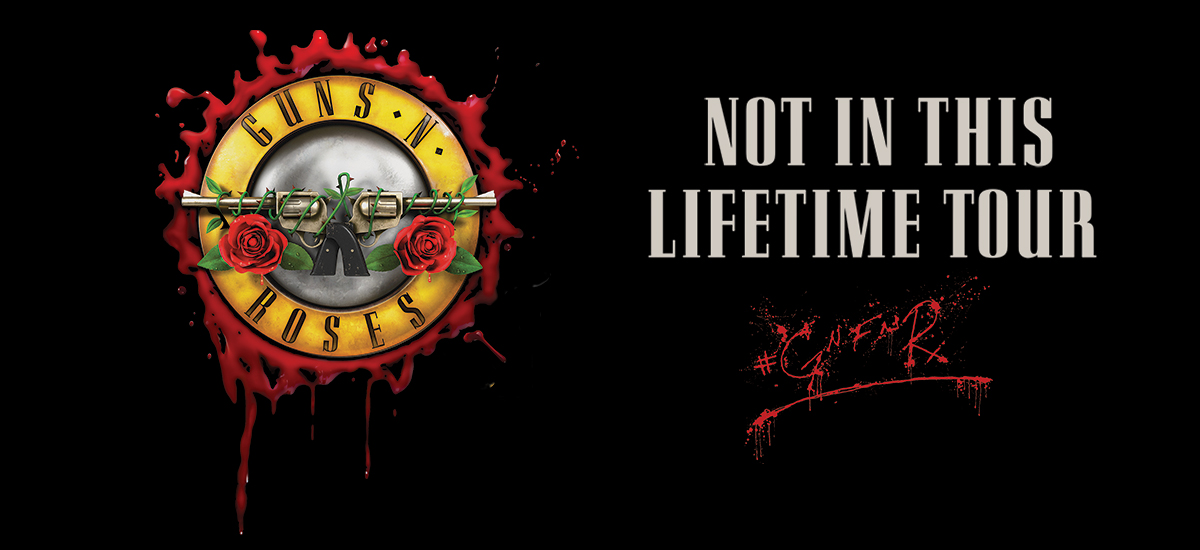 Live Nation Entertainment Guns N Roses To Continue