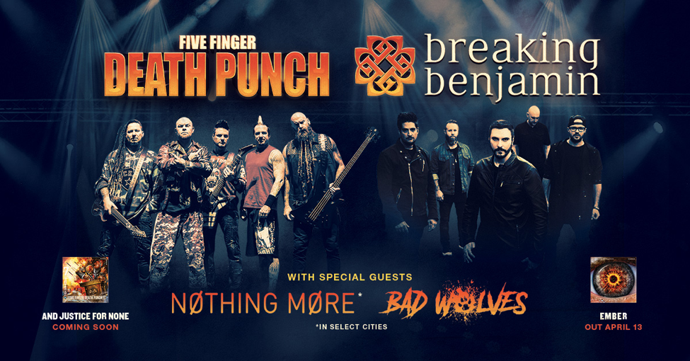 Live nation entertainment five finger death punch unveil new album los angeles ca march 13 2018 today multi platinum hard rock band five finger death punch have announced that they will be releasing their highly m4hsunfo
