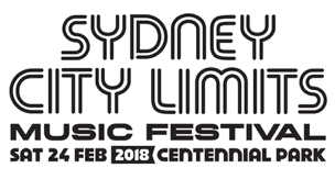 sydney city limits logo
