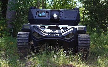 Textron Systems Ripsaw M5