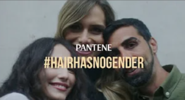 Hair Has no Gender