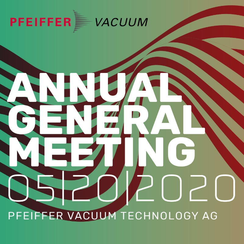 Virtual Annual General Meeting 2020 Image
